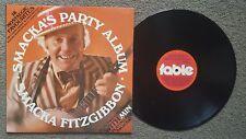 SMACKA FITZGIBBON - SMACKA'S PARTY PLACE - OZ FABLE LABEL LP - 1973