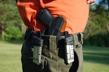 Magazine Holders for GLOCK 9mm models G17, G19, G26 & G34 - Twin Pack