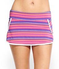NEW Athleta Tulum Kata Swim Skirt, Jazzy Purple, LARGE (L) Swim Beach $54
