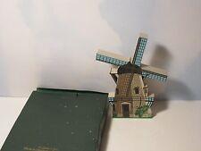 Shelia's Collectibles Sorensen Windmill, Solvang, Ca Mib