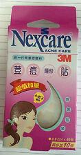 3M Nexcare Acne Dressing Pimple Stickers Patch 50pcs 0.8mm x 10 TOTAL 500 PCS