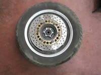 Cerchio ruota anteriore Yamaha Majesty 250 2000 2001 2002 2003