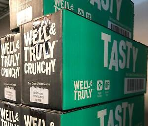 Well&Truly | Crunchy Sour Cream & Onion 30g x16 | CLEARANCE - EXPIRED