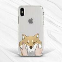 Cute Dog Shiba Inu Puppy Animal Case For iPhone 6S 7 8 Xs XR 11 Pro Plus Max