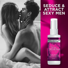 TRUE ATTRACTION PHEROMONE SPRAY FOR WOMEN -  SEXUAL SCENT TO ATTRACT MEN