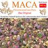 200 MACA Vegi-Kapseln á 800 mg hoch dosiert, Original Maca aus Peru !