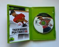Tiger Woods PGA Tour 06 - Original Xbox Game Complete and Tested