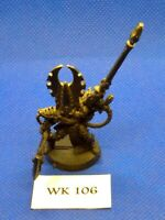 Warhammer 40K - Eldars - Phoenix Lord Fuegan - Metal WK106