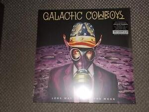 Galactic Cowboys - Long Way Back To The Moon  VINYL   2LPs  180gr.   NEU  (2017)