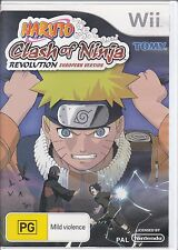 Naruto: Clash of Ninja Revolution - European Version