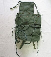 Vietnam War - Viet Cong NLF Combat Rucksack ( Backpack ) - VC -  2 pockets,