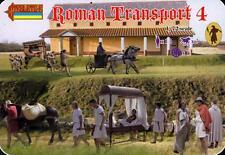 Strelets Models 1/72 ROMAN TRANSPORT with LITTER Set 4 Figure Set