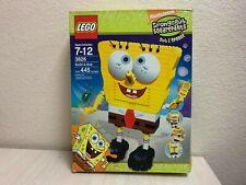 LEGO Spongebob Squarepants BUILD-A-BOB #3826 445 pcs Plankton