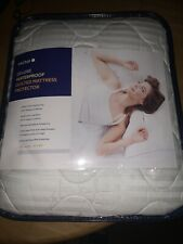 """New ~Nectar ~Cal King Quilted Waterproof Mattress Protector! 72""""x84"""""""