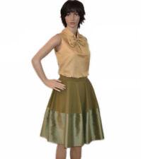 Pleated, Kilt Skirts Size Petite for Women