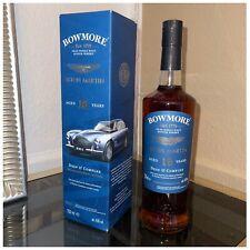 Bowmore 18 Year Old, Aston Martin Edition 43%, Single Malt Scotch Whisky RAR NEW