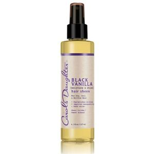 [CAROL'S DAUGHTER] BLACK VANILLA MOISTURE & SHINE HAIR SHEEN 4.3OZ