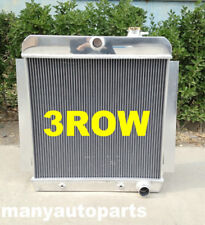 3 ROW ALUMINUM RADIATOR 1955-1959 CHEVY PICK UP TRUCK V8 1956 1957 1958 NEW