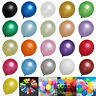 "25 - 100 PCS Birthday Wedding Baby Shower Party Pearl Latex Balloons 12"" baloons"