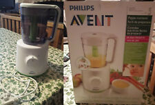Omogenizzatore Avent Philips robot pappe Easy Pappa 2 in 1