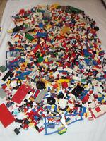 LEGOSAMMLUNG KONVOLUT 8KG LEGOSTEINE ALLES GEMISCHT LEGO-KILOWARE #8480