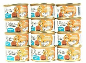(12 Cans) Muse By Purina Natural Chicken Recipe Grain Free Pate 3 Oz BB 5/2021
