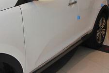 Autoclover Chrome Body Side Door Garnish Molding 4p for 2011~ 2015 KIA sportage