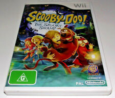 Scooby Doo and The Spooky Swamp Nintendo Wii PAL *Complete* Wii U Compatible
