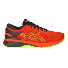 ASICS Gel-Kayano 25 Cherry Tomato Yellow Running Shoes Men Size 9.5 New!