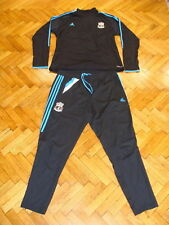 Liverpool Soccer Tracksuit Adidas RARE Euro Top Pants Football Training Suit NEW