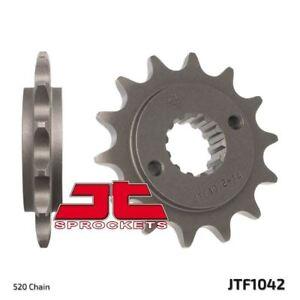 +1 JT Front Sprocket JTF1042.15 to fit Kymco 250 KXR/KXU 2002-13
