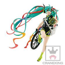 Vocaloid 6'' Racing Miku 2016 Banpresto Prize Figure Anime Manga NEW
