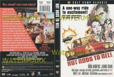 HOT RODS TO HELL   DVD Hot Rod Street Custom Rat