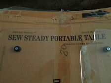 "Sew Steady Large 18"" x 24"" Extension Table"