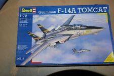 REVELL 1:72 GRUMMAN F-14A TOMCAT  04322