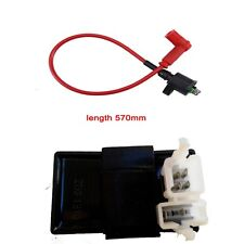 Ignition Coil 6 Pin DC CDI For Kymco SYM Vento GY6 50 125cc 150cc Motorbike Pit