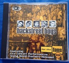 Backstreet Boys - For the Fans - CD 3 - Live Performances and Premier Release