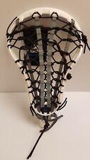 "adidas Eqt Halt Women's Strung 10"" Lacrosse Head White Ai7231 Nwt"