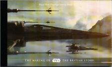 Star Wars Decimal British Prestige Stamp Booklets