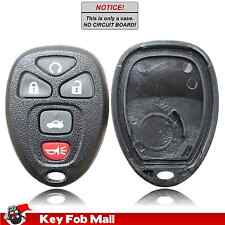 New Key Fob Remote Shell Case For a 2010 Chevrolet Impala w/ Remote Start