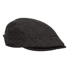 EXTREMITIES PARAPET WATERPROOF FLAT CAP COLOUR: GREY ~ ONE SIZE ~ NEW WITH TAGS