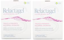 Lattato di 2x relactagel gel vaginale - 7 TUBI MONODOSE Vaginosi Batterica