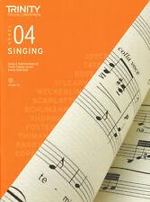 TRINITY SINGING 2018-2021 Grade 4 + CD