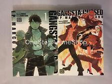 Gansta Cursed manga set Volumes 1-4 english paperback new series
