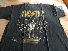 AC/DC - T-SHIRT CONCERT LIVE