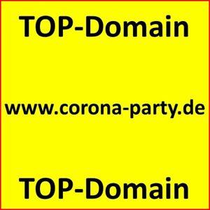 Domain  corona-party.de