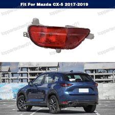 Left Rear Bumper Reflector Tail Lamp Fog Light For Mazda CX-5 2017-2019