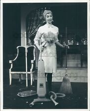 Stage Actress Carolan Daniels in Play Monopoly Press Photo