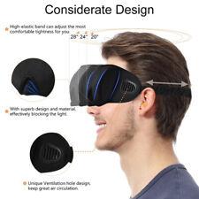 3D Eye Cover Sleeping Mask Office Travel Sleeping Glasses Soft Adjustable P
