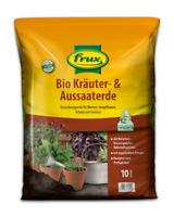 FRUX BIO Aussaat- & Anzuchterde 10L Substrat Kräutererde Grow Anzucht Balkon